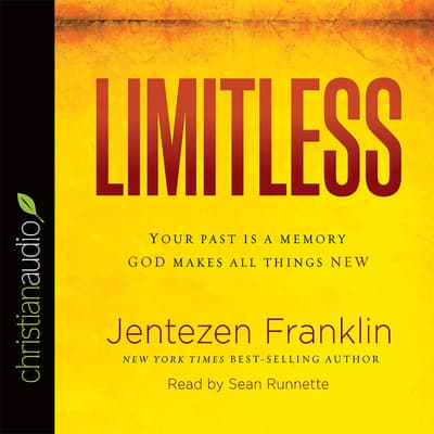 Limitless by Jentezen Franklin audiobook