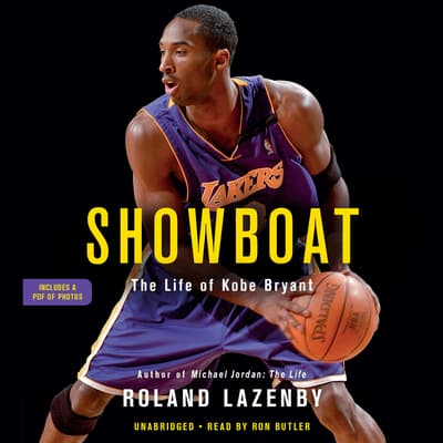 Showboat by Roland Lazenby audiobook