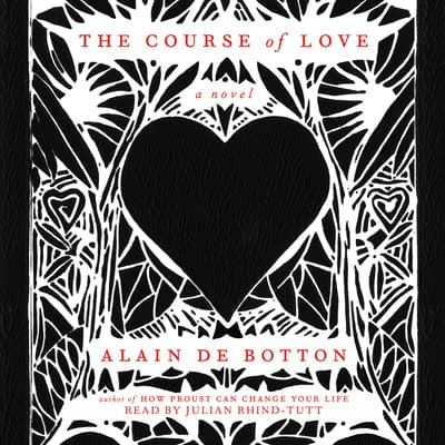 The Course of Love by Alain de Botton audiobook