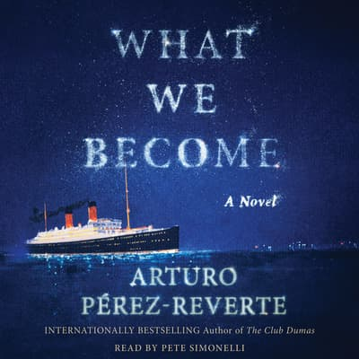 What We Become by Arturo Pérez-Reverte audiobook