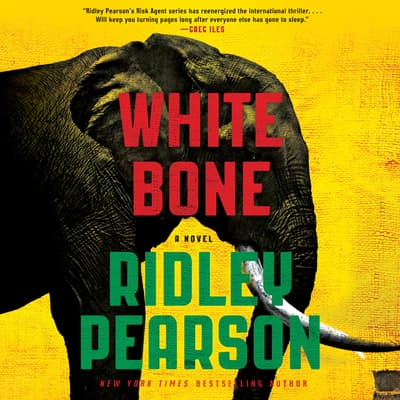 White Bone by Ridley Pearson audiobook