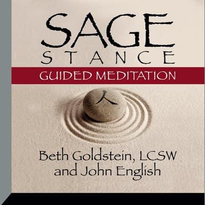 Sage Stance Guided Meditation by Beth Goldstein audiobook