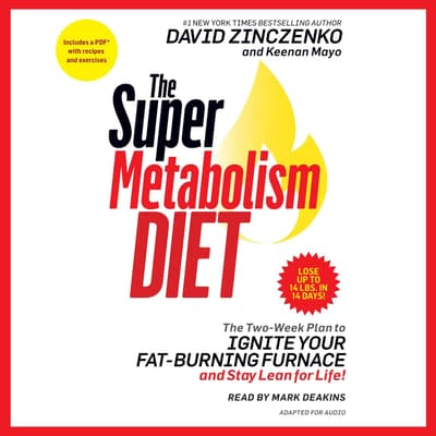 The Super Metabolism Diet by David Zinczenko audiobook