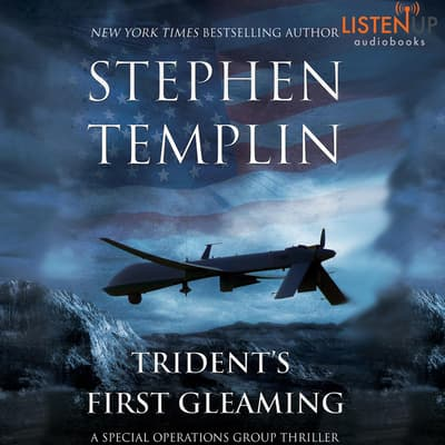 Trident's First Gleaming by Stephen Templin audiobook