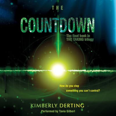 The Countdown by Kimberly Derting audiobook