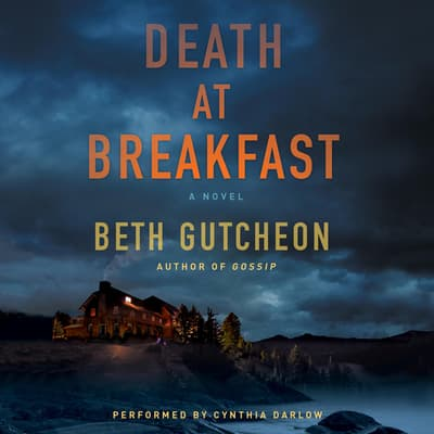 Death at Breakfast by Beth Gutcheon audiobook