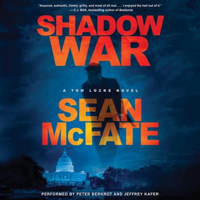 Shadow War by Sean McFate audiobook