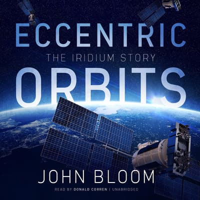 Eccentric Orbits by John Bloom audiobook
