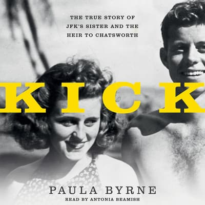 Kick by Paula Byrne audiobook
