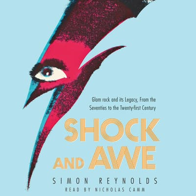Shock and Awe by Simon Reynolds audiobook