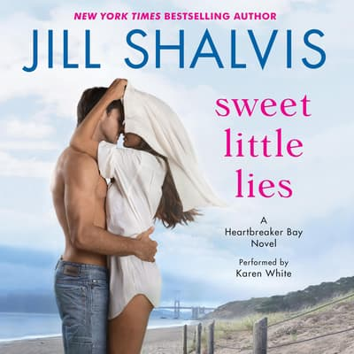 Sweet Little Lies by Jill Shalvis audiobook