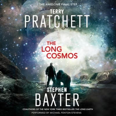 The Long Cosmos by Terry Pratchett audiobook