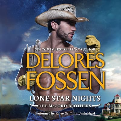 Lone Star Nights by Delores Fossen audiobook