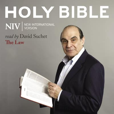 NIV, Audio Bible 1: The Law, Audio Download by Zondervan audiobook