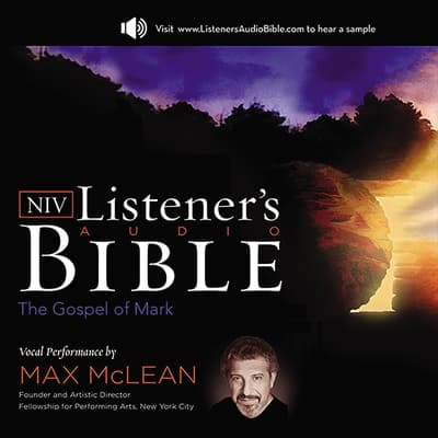 Listener's Audio Bible - New International Version, NIV: (02) Mark by Zondervan audiobook