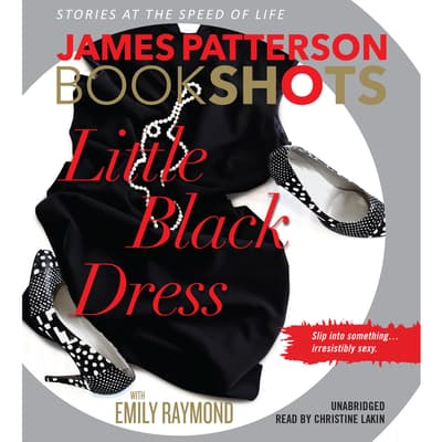 Little Black Dress by James Patterson audiobook