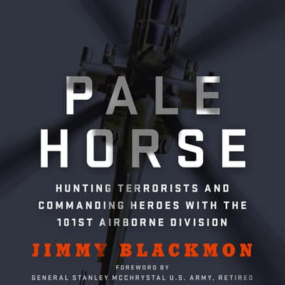 Pale Horse by Jimmy Blackmon audiobook