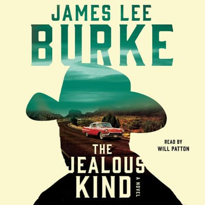 The Jealous Kind by James Lee Burke audiobook