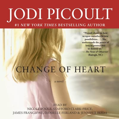 Change of Heart by Jodi Picoult audiobook