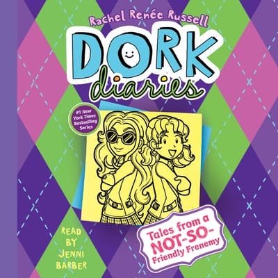 Dork Diaries 11 by Rachel Renée Russell audiobook