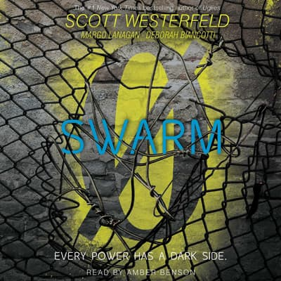 Swarm by Scott Westerfeld audiobook