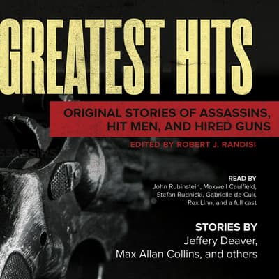 Greatest Hits by Robert J. Randisi audiobook