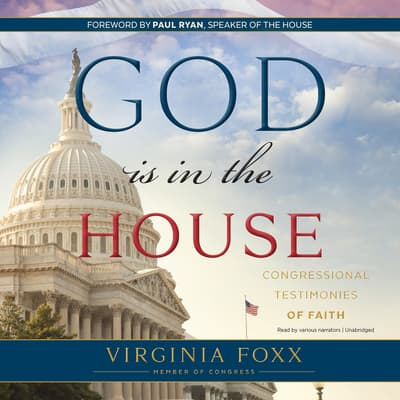 God Is in the House by Virginia  Foxx audiobook