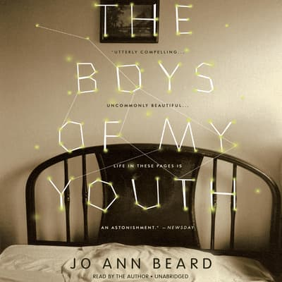 The Boys of My Youth by Jo Ann Beard audiobook