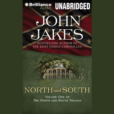 North and South by John Jakes audiobook