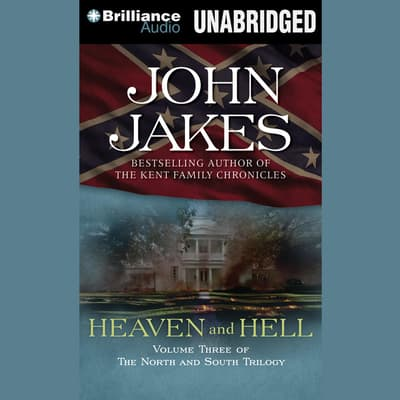 Heaven and Hell by John Jakes audiobook