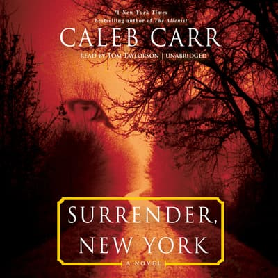 Surrender, New York by Caleb Carr audiobook