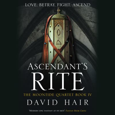 Ascendant's Rite by David Hair audiobook