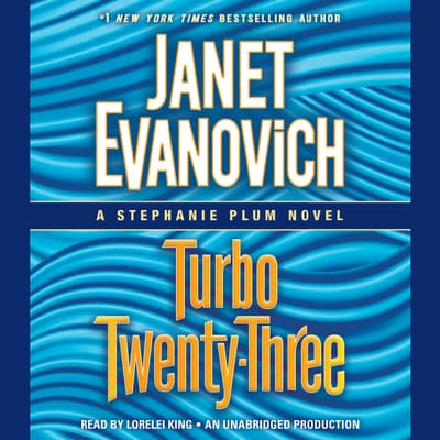 Turbo Twenty-Three by Janet Evanovich audiobook