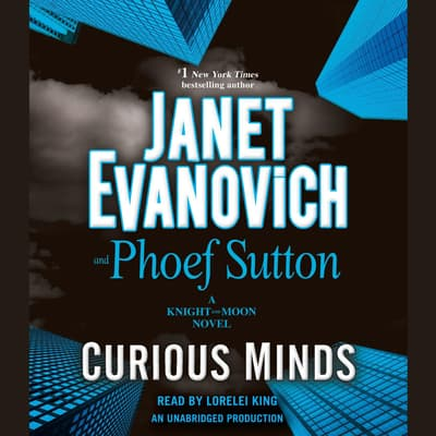 Curious Minds by Janet Evanovich audiobook