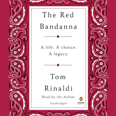 The Red Bandanna by Tom Rinaldi audiobook