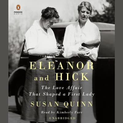 Eleanor and Hick by Susan Quinn audiobook