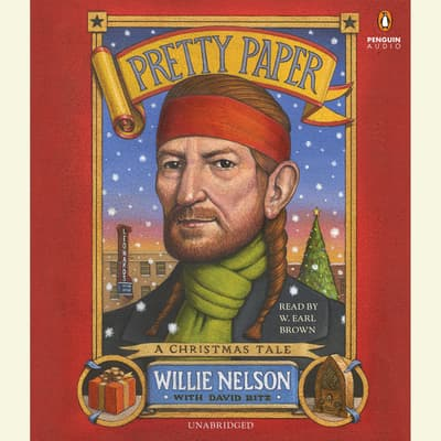 Pretty Paper by Willie Nelson audiobook