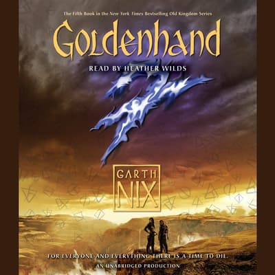 Goldenhand by Garth Nix audiobook