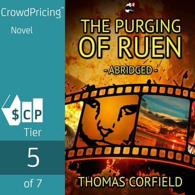 The Purging Of Ruen - Abridged by Thomas Corfield audiobook