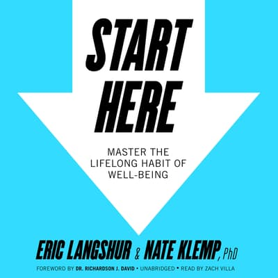 Start Here by Eric Langshur audiobook