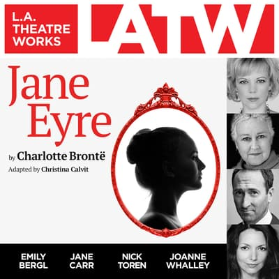 Jane Eyre by Charlotte Brontë audiobook