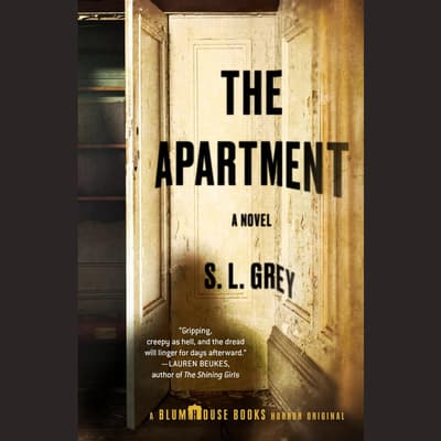 The Apartment by S. L. Grey audiobook