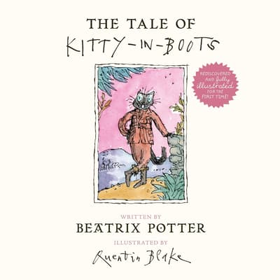 The Tale of Kitty-in-Boots by Beatrix Potter audiobook