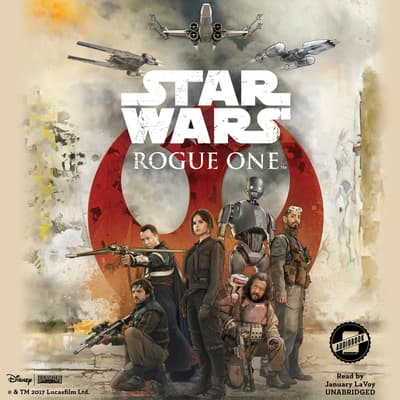 Star Wars: Rogue One by Disney Press audiobook