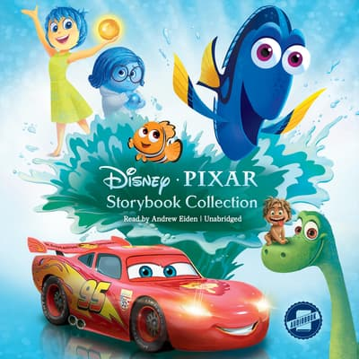 Disney•Pixar Storybook Collection by Disney Press audiobook