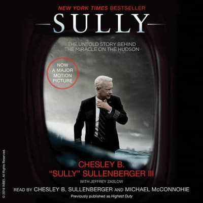 Sully by Chesley B. Sullenberger audiobook