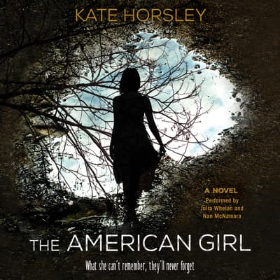 The American Girl by Kate Horsley audiobook