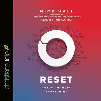 Reset by Nick Hall audiobook