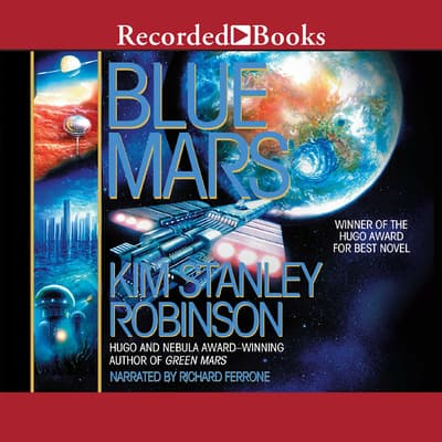 Blue Mars by Kim Stanley Robinson audiobook