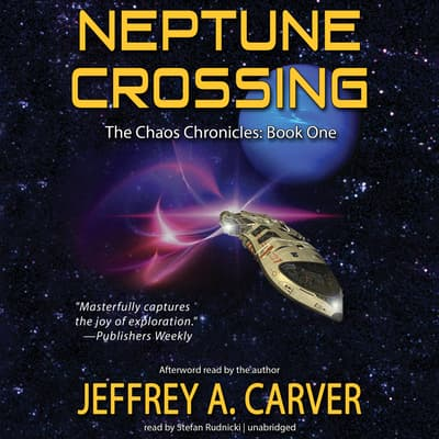Neptune Crossing by Jeffrey A. Carver audiobook